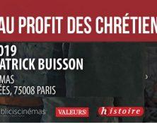 Philippe Contamine et le nouveau film de Patrick Buisson sur Jeanne d'Arc