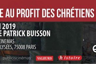 Maître Trémolet de Villers évoque le nouveau film de Patrick Buisson