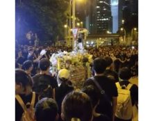 Hong-Kong : la population redoute la Chine communiste