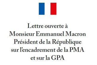 PMA : lettre ouverte du mouvement social à Emmanuel Macron