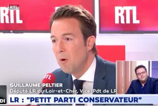 Mathieu Bock-Côté : «Guillaume Peltier va finir à la France Insoumise. Il incarne lui-même l'idée d'une grande migration.»