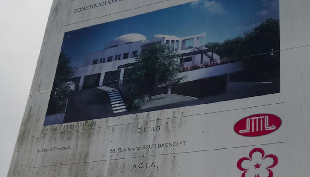 Une mosquée turque à Amboise - Le Salon Beige