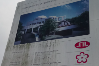 Une mosquée turque à Amboise