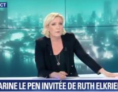 Marine Le Pen : Nous sommes contre l'ouverture de la PMA