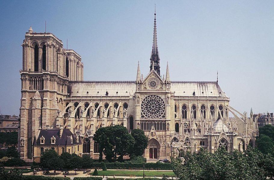 Le quotidien La Croix promeut la désacralisation de Notre-Dame !
