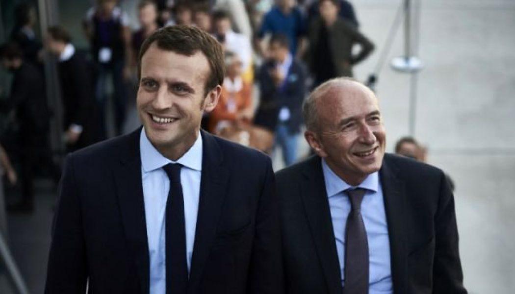 """""""Gérard Collomb a ses problèmes, ce sont les siens """""""