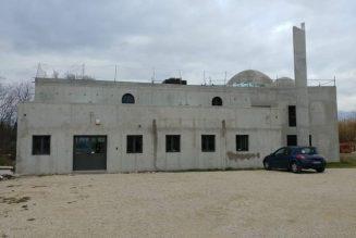 Mosquée du Pontet en chantier : des membres défavorablement connus
