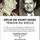 26 juin : diffusion du film sur Hélie de Saint Marc à l'Assemblée nationale