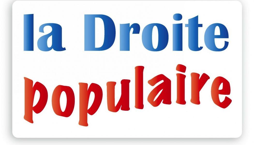"""20 grandes villes partiront aux prochaines municipales sous le label """"Droite Populaire"""""""
