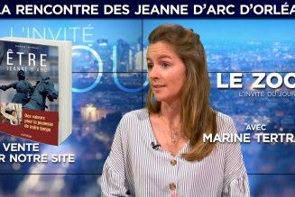 Marine Tertrais : à la rencontre des Jeanne d'Arc d'Orléans