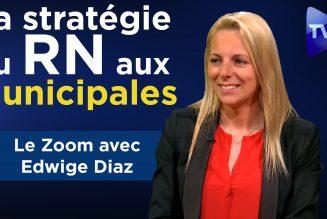 Edwige Diaz : la stratégie du RN aux municipales