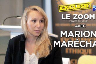 """Marion Maréchal : """"Je ne veux pas que ma France devienne le Kosovo !"""""""