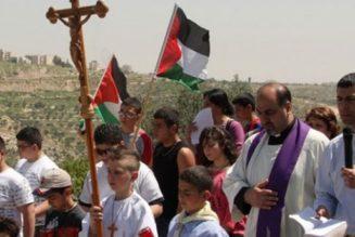 La population chrétienne se réduit de manière préoccupante sur les Territoires Palestiniens