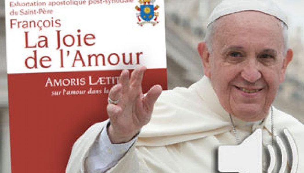 Saint Thomas d'Aquin et le chapitre VIII d'Amoris Laetitia
