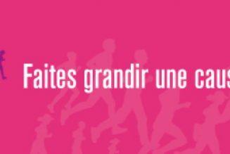 Course des Héros à Lyon en soutien à la Fondation Jérôme Lejeune