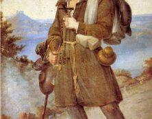 Bienheureuse Sœur Théotiste  martyre d'Orange, future sainte  guérie par Saint Benoit Joseph Labre  le 29 juin 1783