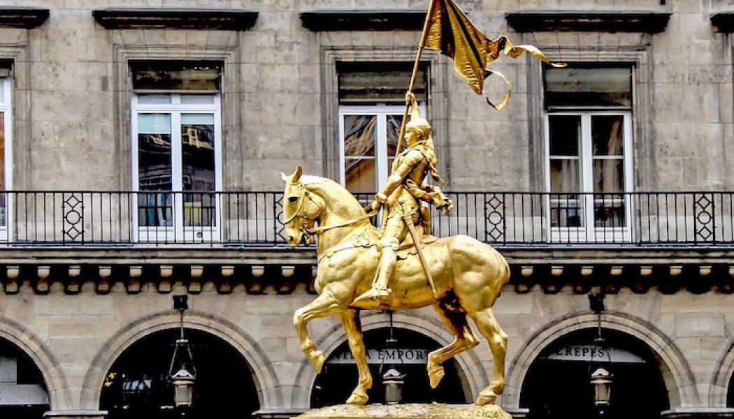 2020 : centenaire de la canonisation de Ste Jeanne d'Arc