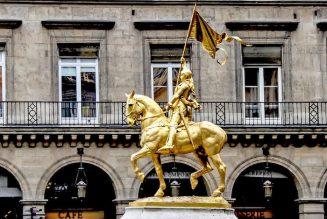 Sainte Jeanne d'Arc — Cantate à l'Étendard