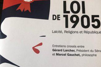 """Gérard Larcher veut réformer la loi de 1905 pour avoir un islam """"adapté"""""""