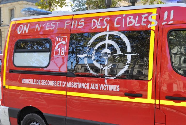 Appel du collectif «Pompiers Libres » aux sapeurs-pompiers de France