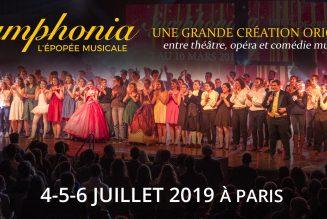 Symphonia, l'épopée musicale arrive à Paris