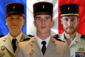 3 militaires français meurent en Guyane
