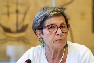 Témoignage de Viviane Lambert devant le Conseil des droits de l'homme de l'ONU à Genève ce 1er juillet 2019