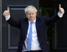Un eurosceptique chef du gouvernement britannique