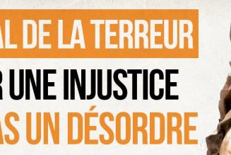 Orange : la commémoration des victimes de la terreur provoque l'ire de la gauche