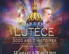 Retour de la Nuit aux Invalides : Lutèce 3000 ans d'histoire