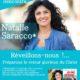 15 septembre : Reveillons nous ! conférence de Natalie Saracco