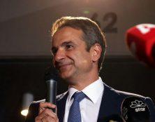 Retour de la droite en Grèce