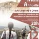 12 septembre : SOS Chrétiens d'Orient a le plaisir de vous convier à sa messe annuelle