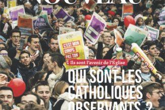 La question du succès d'Emmanuel Macron auprès des catholiques