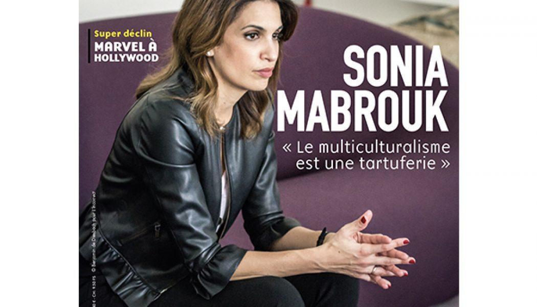Europe 1 décide de miser sur Sonia Mabrouk