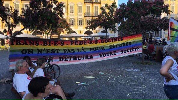 Le lobby LGBT veut tout détruire