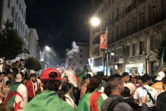 Chronique de la France algérienne