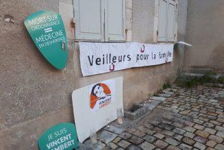 Bourges : retour des Veilleurs pour Vincent Lambert