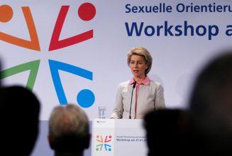 Ursula von der Leyen, une présidente de la Commission européenne fédéraliste et soumise au lobby LGBT