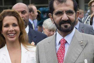 Une princesse de Dubaï demande protection contre un mariage forcé