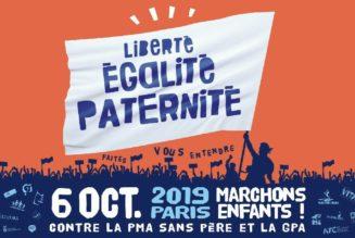 Hébergement à Paris pour la manifestation du 6 octobre
