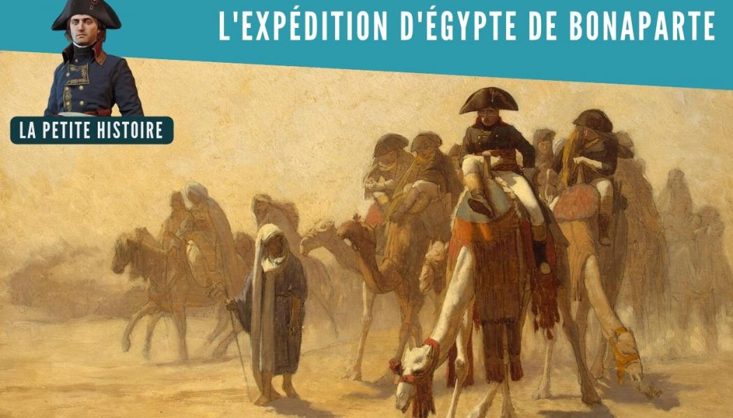 L'expédition d'Égypte : désastre militaire ou réussite culturelle ?