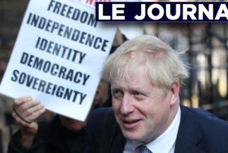 Brexit : Boris Johnson met le turbo
