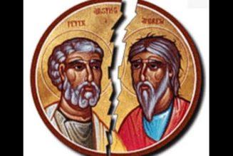 Lettre à un frère (prêtre) orthodoxe de la part d'un ami moine bénédictin (9)