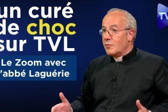 L'abbé Laguérie sur TV Libertés