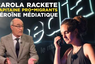 I-Média – Carola Rackete : capitaine pro-migrants et héroïne médiatique