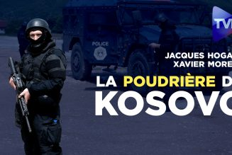 J. Hogard et X. Moreau : la poudrière du Kosovo