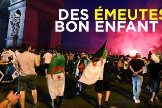 I-Média :  Des émeutes algériennes, bon enfant ?