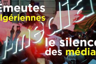 I-Média : Emeutes algériennes, le silence des médias