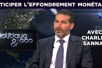 Charles Sannat : Anticiper l'effondrement monétaire